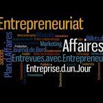 Wordle Entrepreneuriat